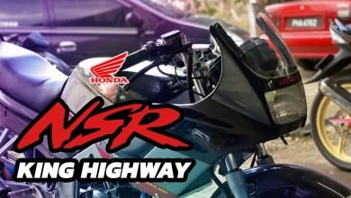 Photo of Review – Honda NSR-R 150 ( King Highway )