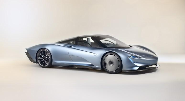 Mclaren 2020 Speedtail