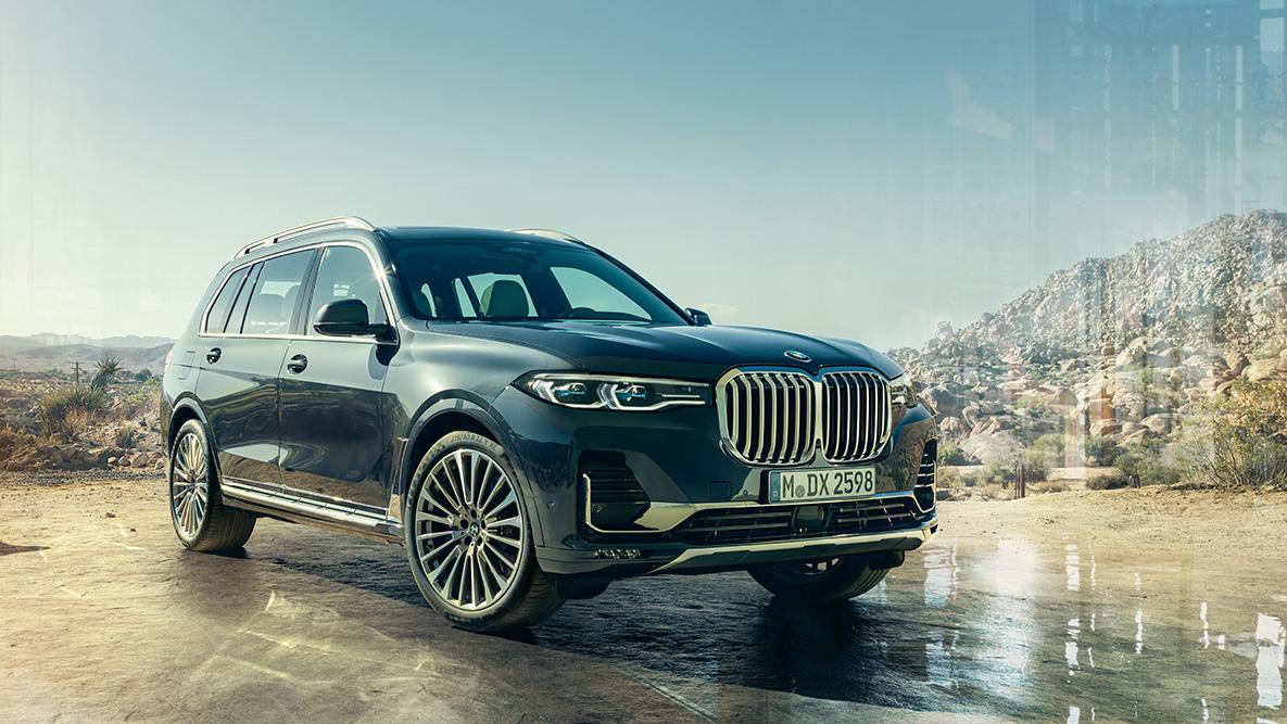 سعر سيارة bmw x7 في مصر. Bmw X7 Xdrive50i الجديدة 2020 سيارات سيدتي