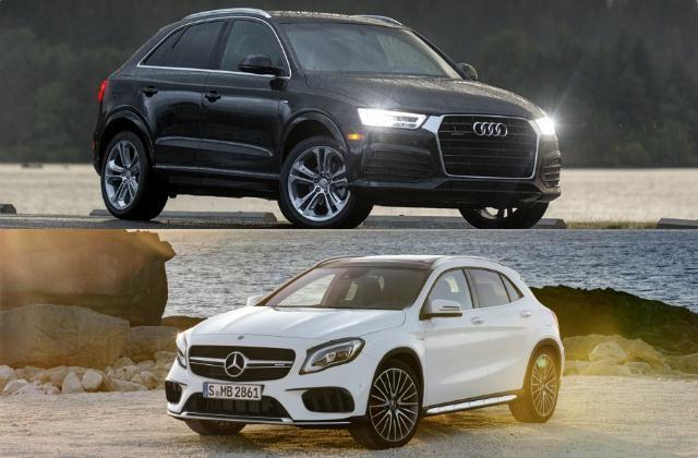 2018 Audi Q3 Vs 2018 Mercedes Benz Gla Head To Head U