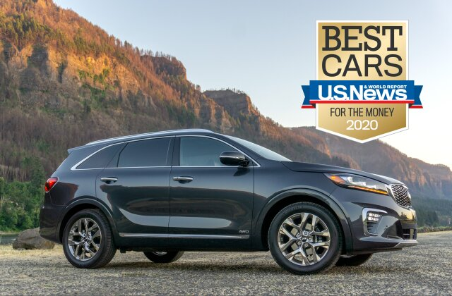 11 Best 3 Row Suvs For The Money In 2020 U S News World Report