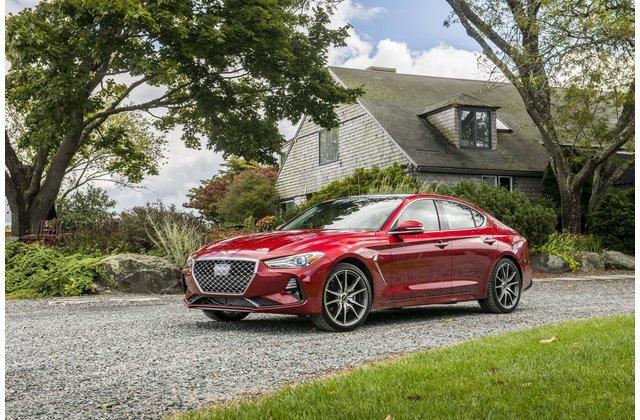 The 10 Best Luxury Sedans For Under 40 000 In 2020 U S News World Report