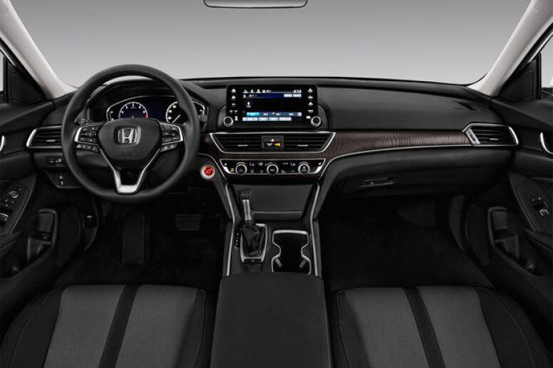 What makes this car so popular for. 2020 Honda Accord 144 Interior Photos U S News World Report