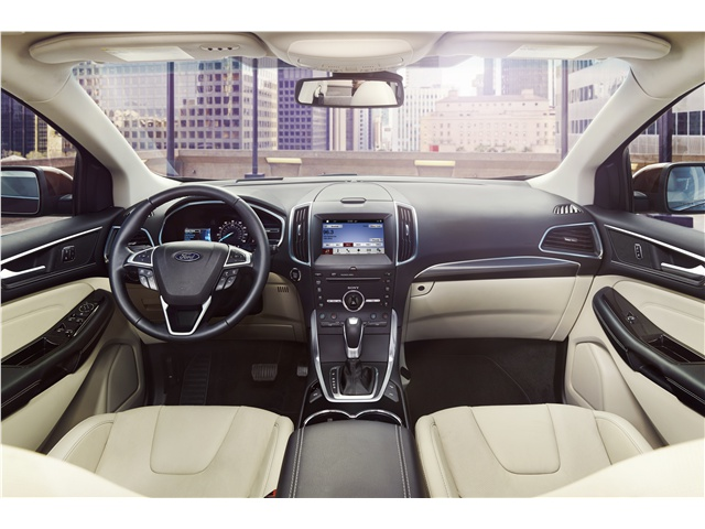 Ford Edge Pictures Dashboard U S News World Report
