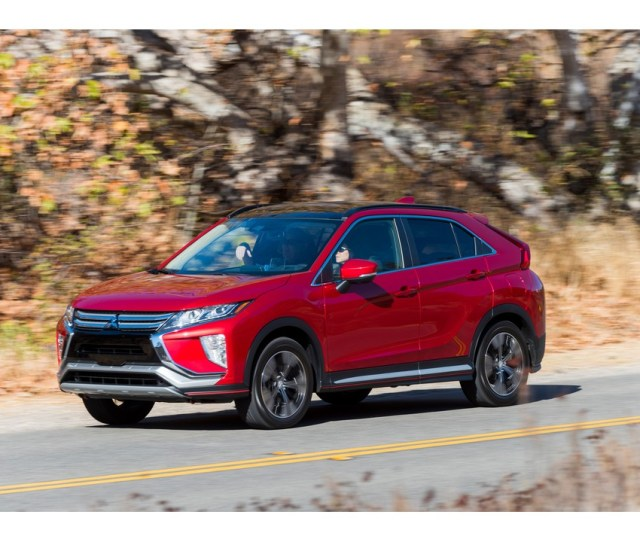 2019 Mitsubishi Eclipse Cross Prices Reviews And Pictures U S News World Report