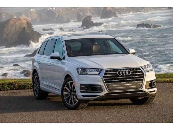2019 Audi Q7 Prices, Reviews, and Pictures | U.S. News ...