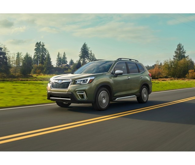 2019 Subaru Forester 1 In Compact Suvs