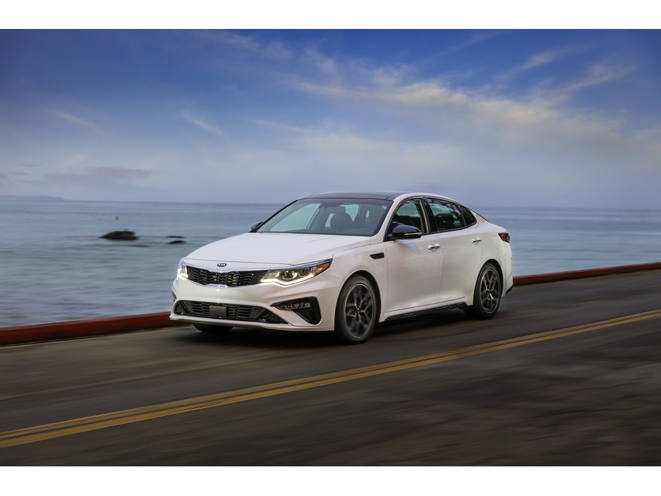 2020 Kia Optima Prices Reviews And Pictures U S News