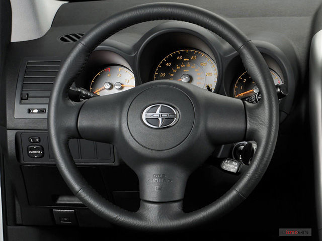 2007 Scion Tc Interior U S News World Report