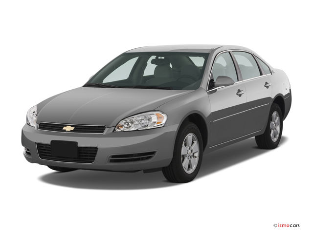 2008 chevrolet impala performance hp