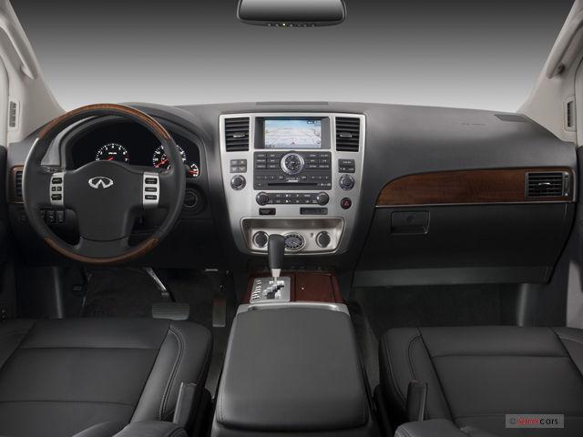 2007 Infiniti Qx56 Interior Parts
