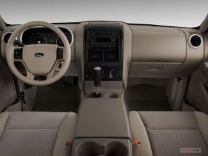 2010 Ford Explorer Interior | US News & World Report