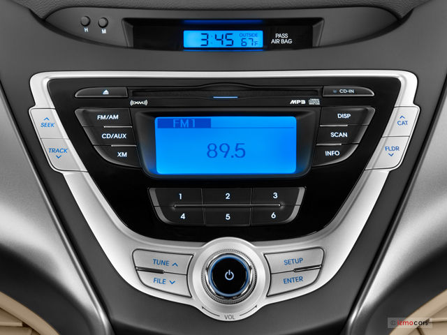 2012 Hyundai Elantra Prices Reviews And Pictures U S News Amp World Report