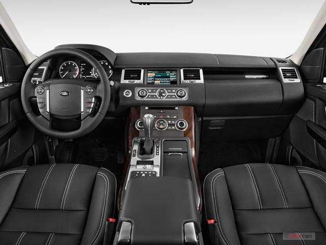 2013 Land Rover Range Rover Sport Pictures Dashboard U