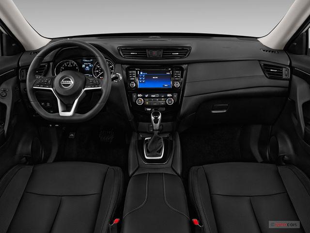 Nissan Rogue 2017 Interior