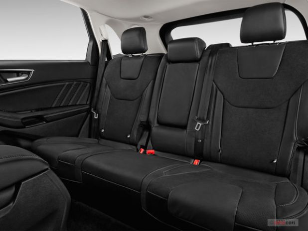 Does The 2017 Ford Edge Have 3rd Row Seating ...