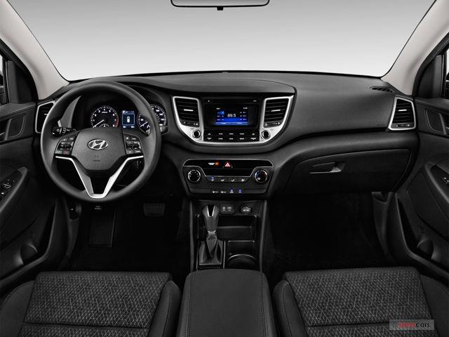 2016 Hyundai Tucson Interior US News Amp World Report