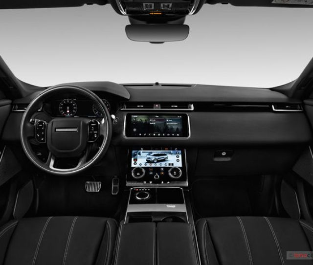 Land Rover Range Rover Velar Pictures Dashboard U S News World Report