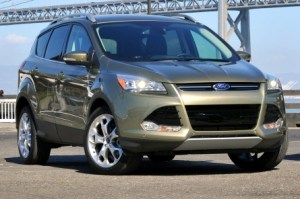 2013 Ford Escape Pricing Announced   US News & World Report