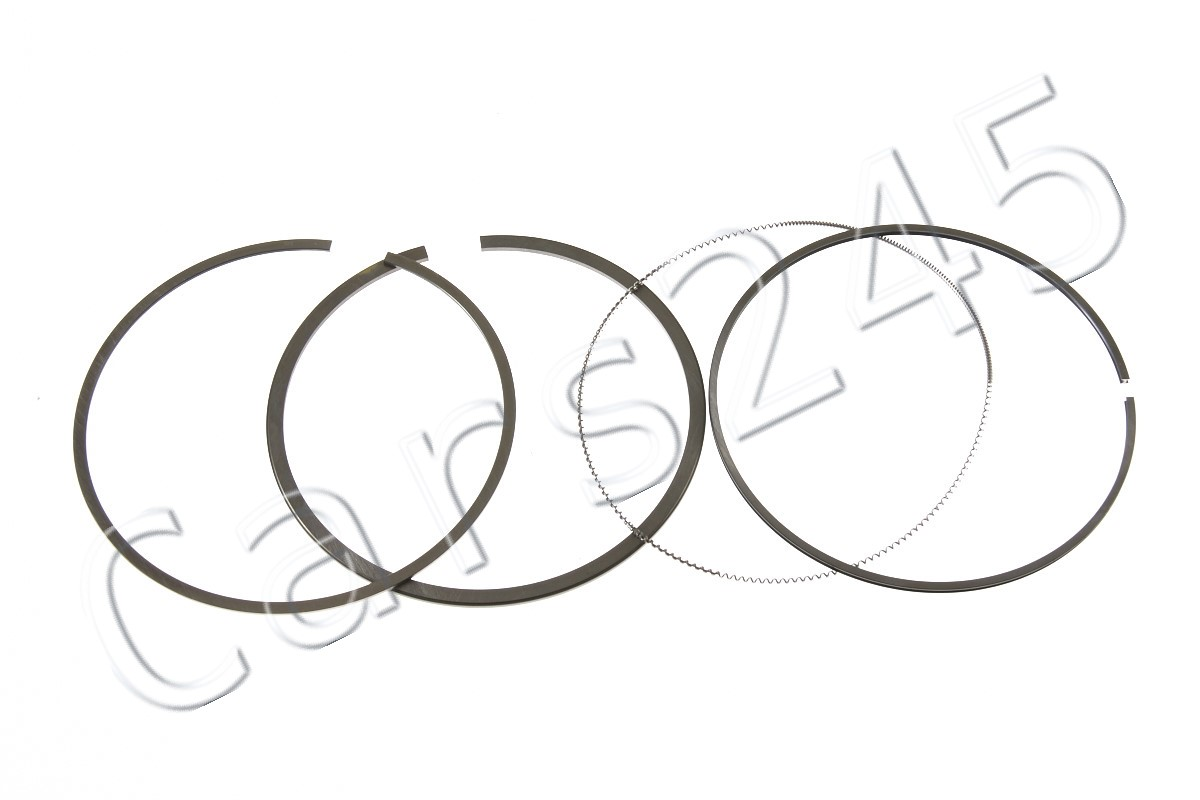 Genuine X8 Pcs Alusil Piston Rings Repair Kit Bmw Alpina