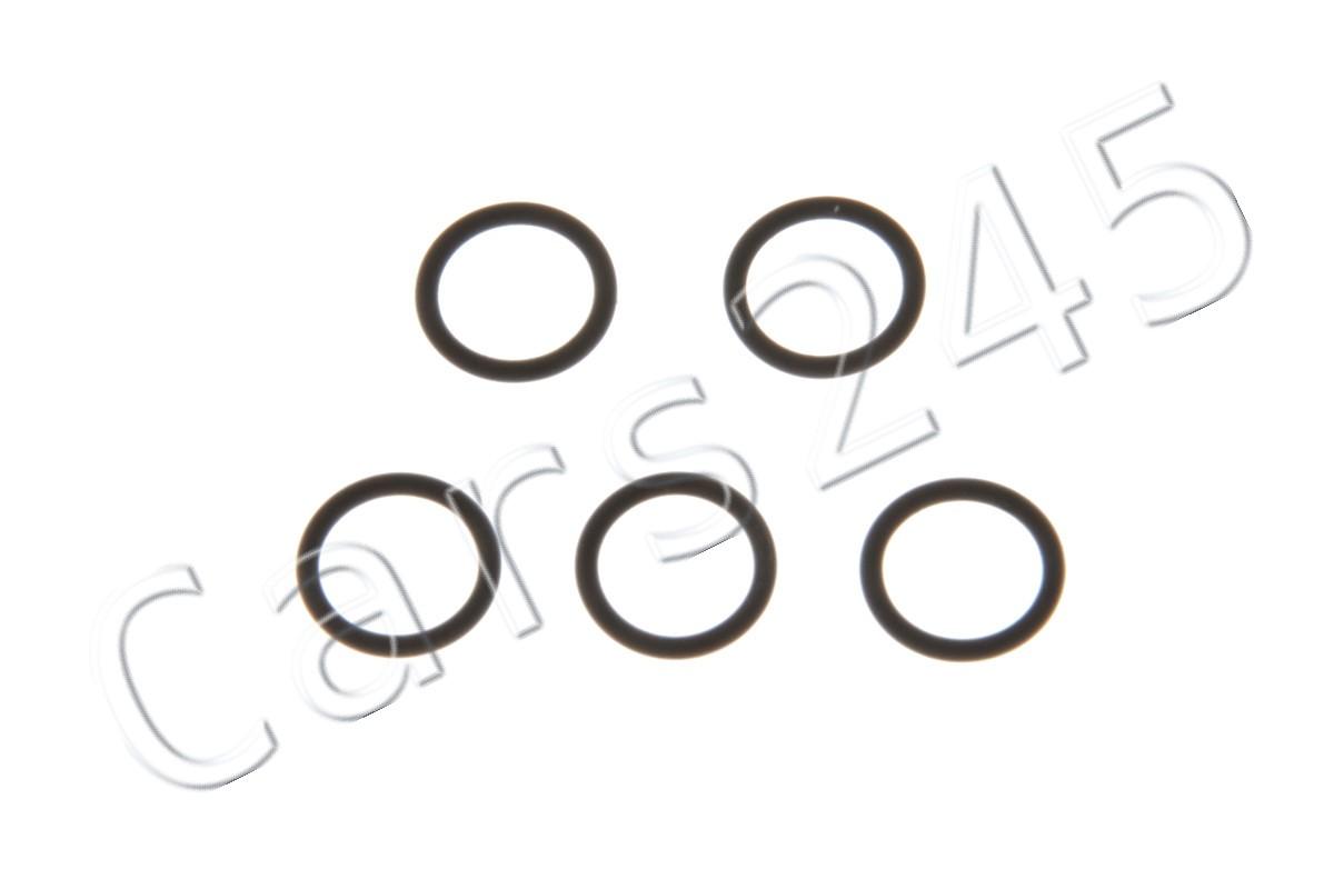 Genuine Injector O Ring X5 Pcs Bmw Z3 E34 E36 E46 316ci