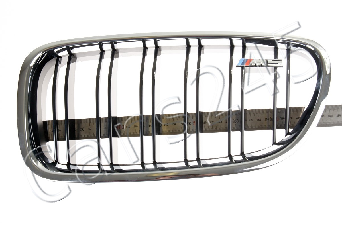 Genuine Bmw M5 F10 Sedan Front Radiator Kidney M Grille