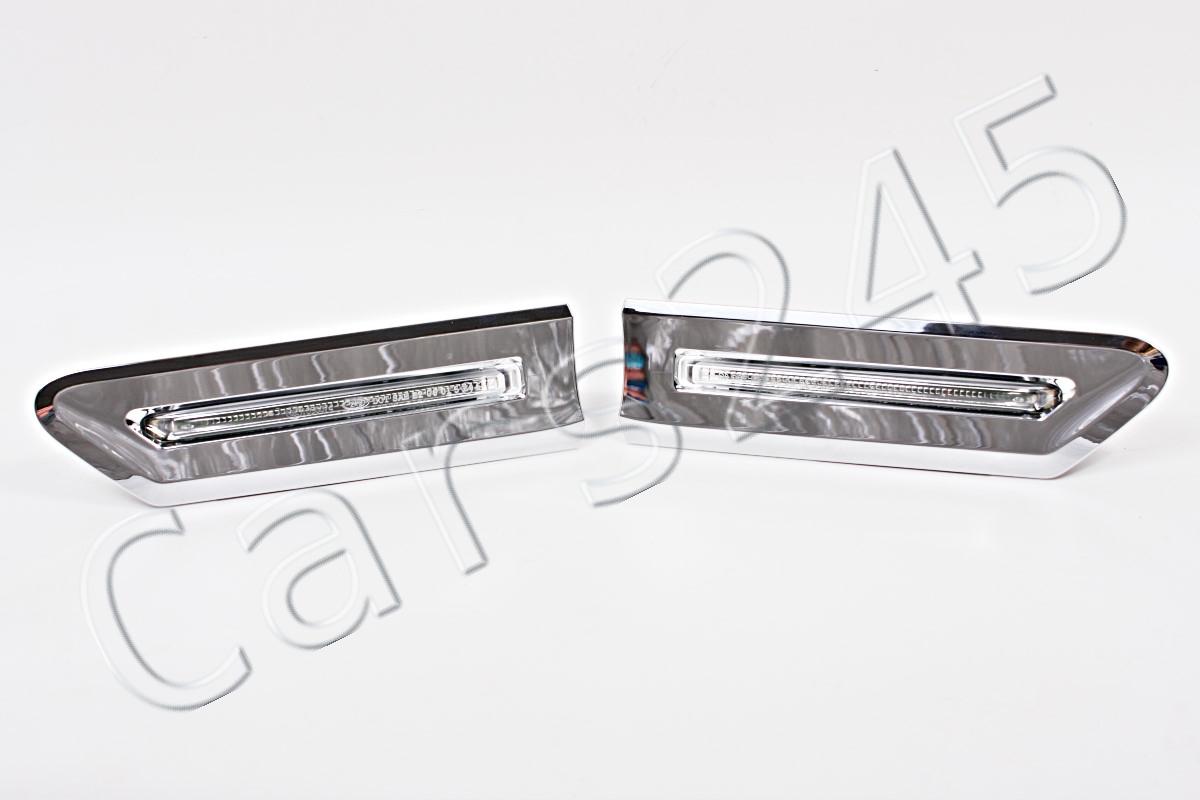 Bmw 7 Series F01 F02 Oem Genuine Side Turn Signal Led