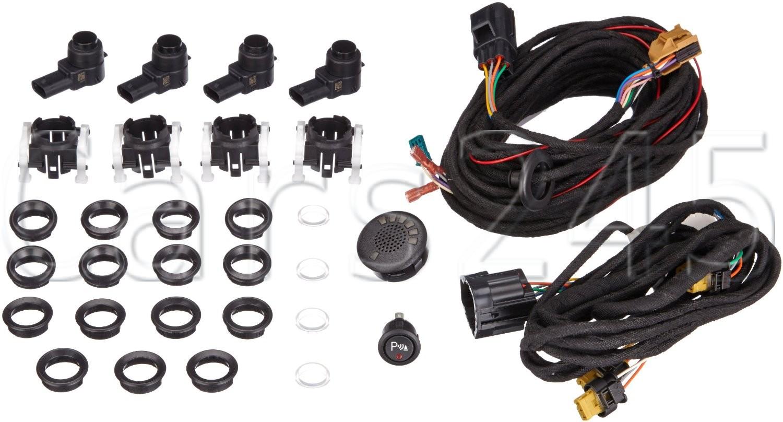 Bosch Universal Parking Distance Control Kit 4 Sensors Pdc Front Assy
