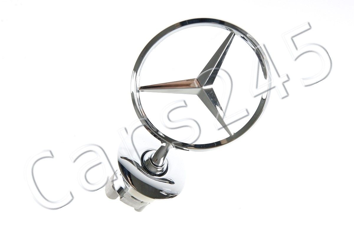 Genuine Hood Badge Emblem Front Mercedes Bbdc S204 S211