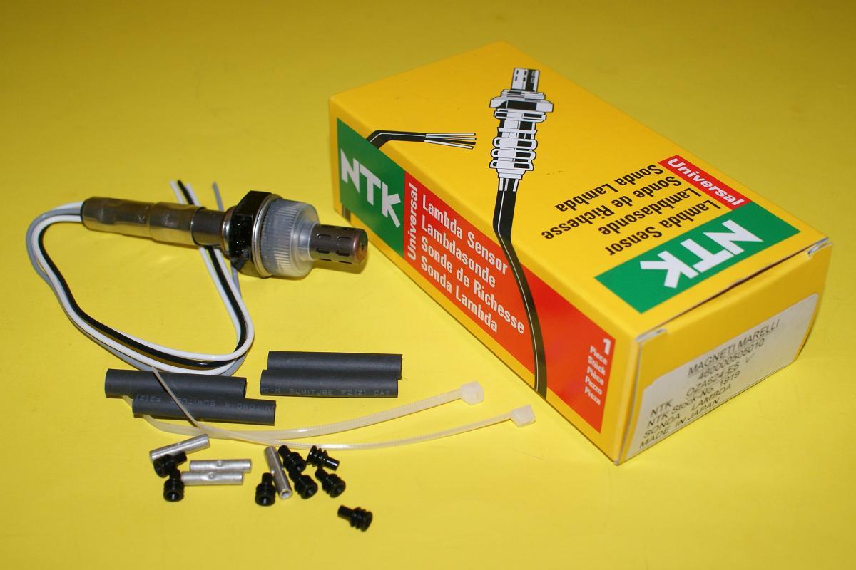 NTK Universal Oxygen Sensor O2 4-Wire Zirconia