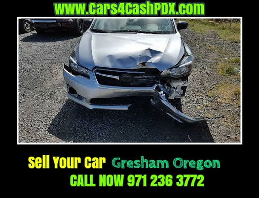 Cash for Cars Gresham Oregon is a car buyer located in Gresham