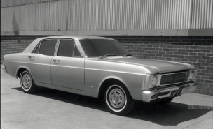 falcon - 1969 XW Ford Falcon 6 - XW Falcon propelled Ford to sales record