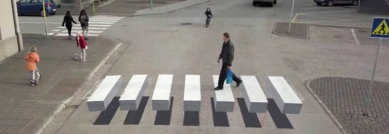 novel way to slow down traffic - 3dcrossingiceland 1 e1509271180511 - Novel way to slow down traffic