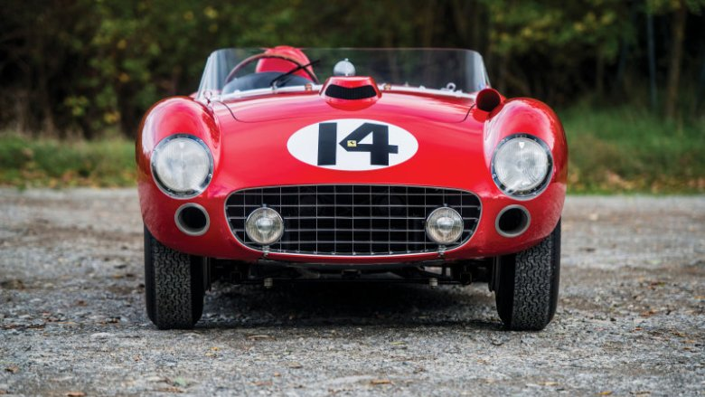 ferrari - auction 1 - Top 10 finish for $30 million Fazza