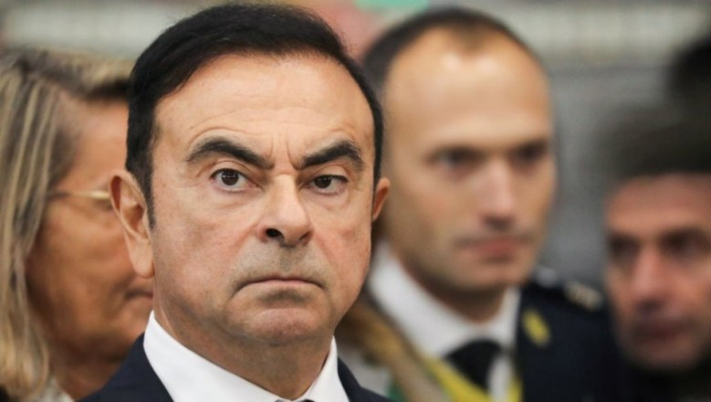 ghosn - carlos ghosn - Replacement named for jailed Ghosn