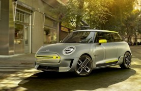 electric - mini electric concept - Sharks, snakes and may lightning strike your electric car