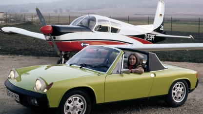 porsche - porsche 914 6 - The Volkswagen that became a Porsche
