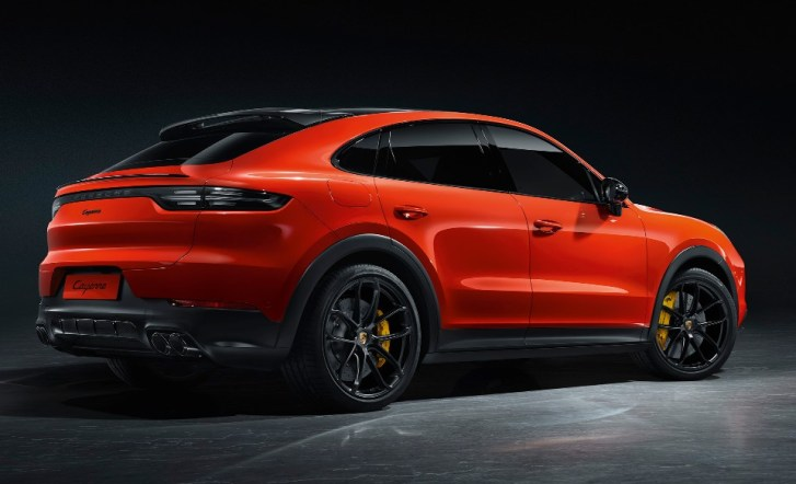 cayenne - porsche cayenne coupe - Chop-top Cayenne a coupe in name