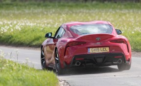 [object object] - toyota supra 2019 3 - How much is that Supra in the window?