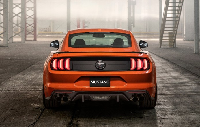 mustang - 2020 ford mustang ecoboost 02 - The ups and downs of Ford's four-pot Mustang