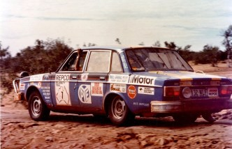 repco - Repco Volvo 244 02 - 40 years and 337 gates later Peter McKay relives Repco madness