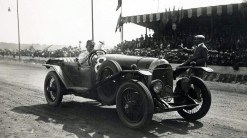 bentley - john duff bentley le mans 1924 goodwood - Briggs' Bentley has tale and a half to tell