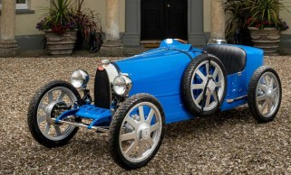 bugatti - Bugatti Baby II 02 - Baby Bugatti seeks 'Baby' driver, no experience required