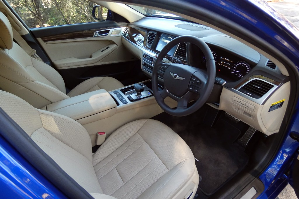 genesis - genesis g80 sport 11 - Genesis G80: New clothes for an old friend