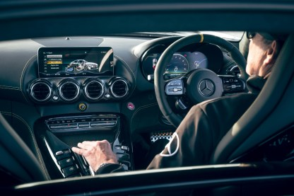 amg - AMG GT R 03 - AMG's heavy hitter hard on old bones