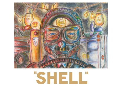 shell - shell posters beaulieu William - Shell posters express a special something