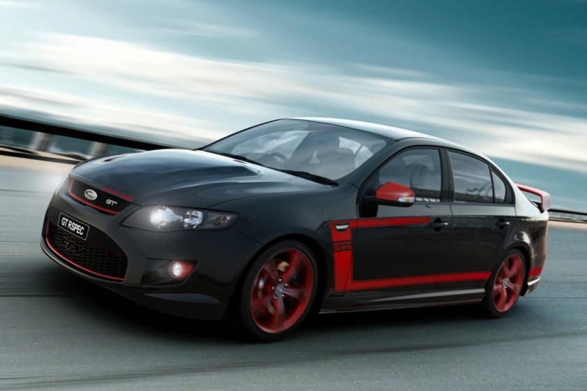 falcon gt - 2012 FPV FG GT R Spec - Vote for the Falcon GT you'd like to own