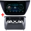 Mitsubishi Lancer Seicane Android 9 inch Car Wifi GPS Multimedia Player
