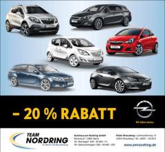 Opel-discounts