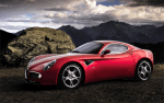 Alfa-Romeo-8c-competitione-auto-sales-statistics-Europe